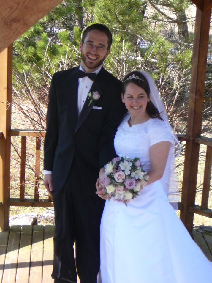 Mr. & Mrs. Andrew Siebert!